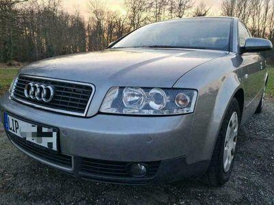 gebraucht Audi A4 2.0 Benzin mit LPG / Sparsam