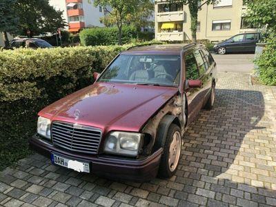 gebraucht Mercedes E220 Mercedes Benz W124