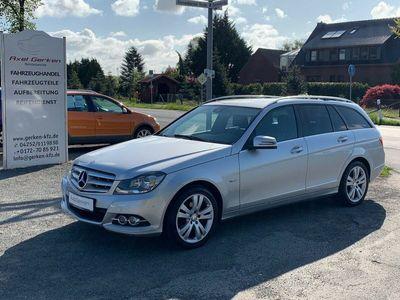 gebraucht Mercedes C220 T CDI BlueEfficiency Automatik Multikontur