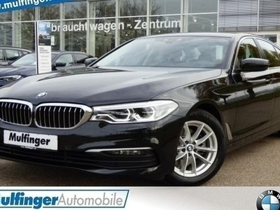 gebraucht BMW 520 iA DrvAs Ad Har Kar KomfZ