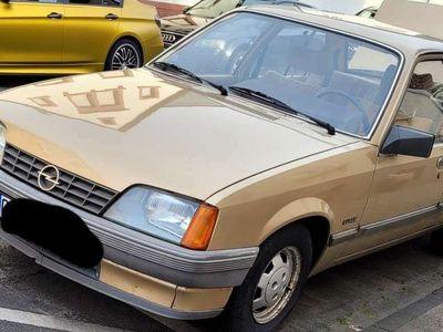 gebraucht Opel Rekord Toller .E - H Kennze...