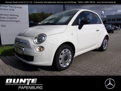 gebraucht Fiat 500 1.2 Pop+Klima+Chrom+Memory+Bluetooth+ISOFIX+