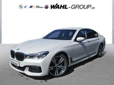 gebraucht BMW 750 d xDrive M Sportpaket Head-Up Gestik Laser als Limousine in Gießen