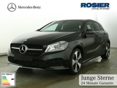 """gebraucht Mercedes A180 Urban Navi 18"""" Spiegel-Pak PTS SHZ Temp"""