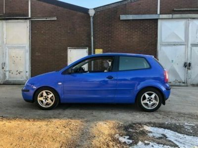 brugt VW Polo 1.9 TDI