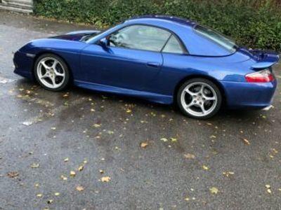 gebraucht Porsche 911 Carrera Cabriolet 911 / 996 Sport