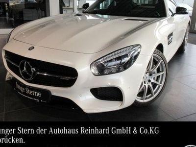 gebraucht Mercedes AMG GT Perf.AGA+Memory+Kam+RideContr+1.Hd+WieNeu