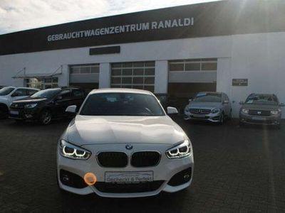 gebraucht BMW 116 i M-SPORT++VOLLLEDER++NAVI++
