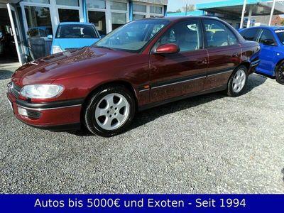 gebraucht Opel Omega B - Wenig KM - Automatik - TÜV