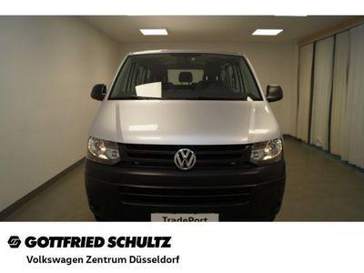 gebraucht VW T5 Kombi 2,0 TDI BlueMotion 8Sitzer - Klima,Servo,