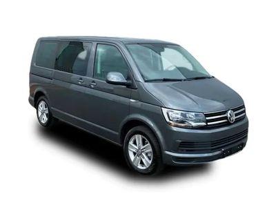 gebraucht VW Multivan T6Comfortline e.TÃŒr Navi DAB AHK