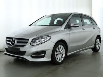 gebraucht Mercedes B200 d STYLE/NAVI/SHZLED Navi/Parktronic/R-CD