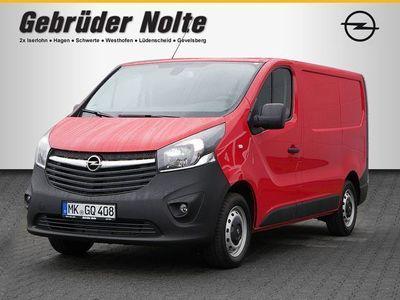 gebraucht Opel Vivaro Kasten 1.6 CDTi L1H1 FSE USB KLIMA EU6