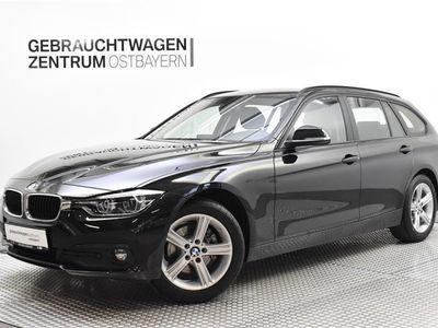 gebraucht BMW 320 d Touring Aut. Advantage LED+Navi+PDC+SHZ+