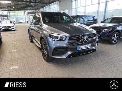 gebraucht Mercedes GLE350 d 4MATIC AMG+Fahrassist.+Pano.-Dach