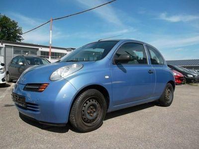gebraucht Nissan Micra 1.2 visia*Klimaanlage*