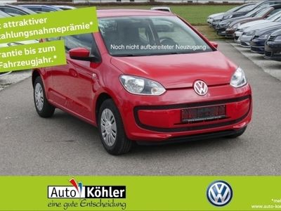gebraucht VW up! move 1.0 cool & sound