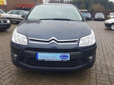 gebraucht Citroën C4 Lim. Style 73.000-KM Klima. 1-Hand
