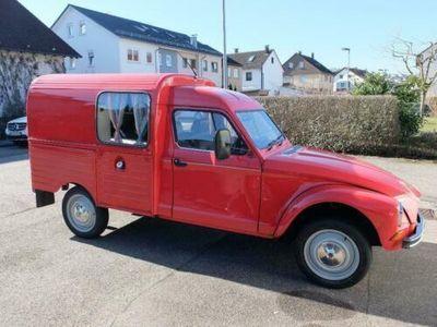 gebraucht Citroën Acadiane Camping H Zulassung