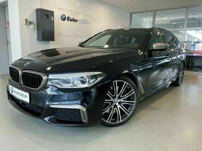 gebraucht BMW 550 d xDrive Touring LED Navi StandHZG HUD ACC Rückfah