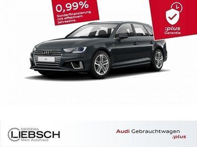 gebraucht Audi A4 Avant 35 TDI S-Line Navi+Xeno+GRA