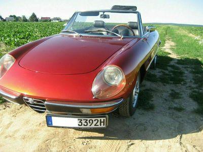 gebraucht Alfa Romeo 2000 Spider 2.0 Fastbackals Cabrio/Roadster in Osnabrück