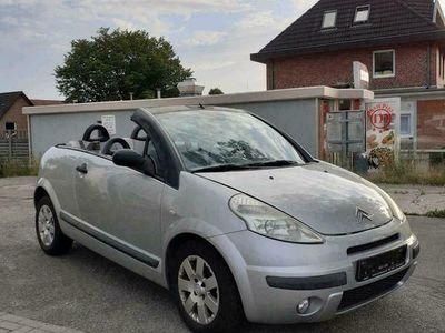 gebraucht Citroën C3 Pluriel Cabrio Automatik erst 8...