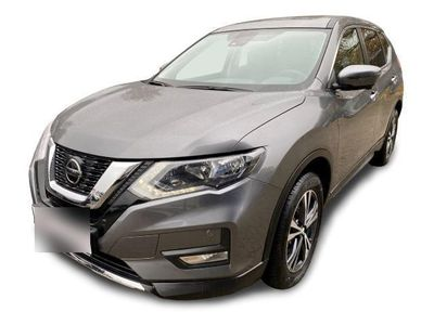 gebraucht Nissan X-Trail N-Way 4x4 1.7 dCi EU6d-T-Navi-Kamera-Pano