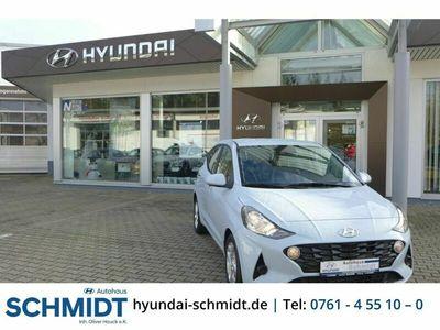 gebraucht Hyundai i10 1.0 Trend Navi Rückfahrkam. Multif.Lenkrad NR RDC