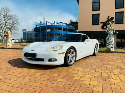 gebraucht Corvette C6 LS3 Targa Automatik