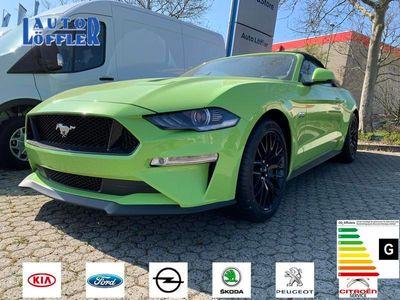 gebraucht Ford Mustang GT Convertible 5.0
