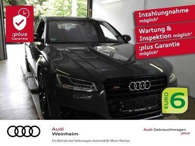 gebraucht Audi S8 plus Limousine 4.0 TFSI qu. Luftfederung Matrix-LE