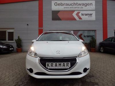 gebraucht Peugeot 208 1.6 e-HDi LKW 2 Sitze Navigation Klimaaut.
