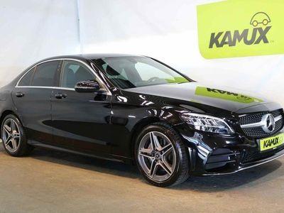 gebraucht Mercedes C200 CGI MOPF AMG-Line +Digitalcockpit +LED +Navi +Distronic Plus mit Stop&Go-Funktion +Keyless