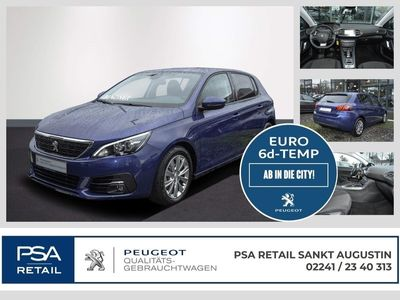 gebraucht Peugeot 308 308 Style 130 1.2