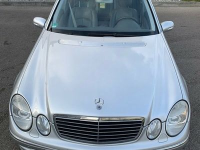 gebraucht Mercedes E500 AVANTGARDE*TÜV Neu*Voll*SH*LPG