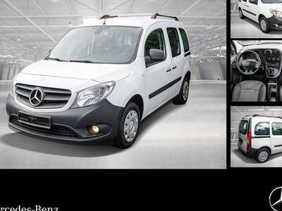 gebraucht Mercedes Citan 108 CDI Tourer Klima 2x Schiebetüre Reiser