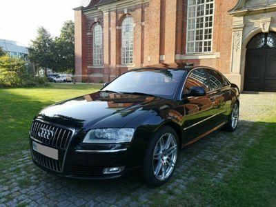 gebraucht Audi A8 4.2 TDI Quattro 20Zoll S-Line *2009 Vollaustattung 3Hand*