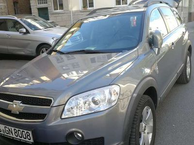gebraucht Chevrolet Captiva 2.4 2WD 7 Sitzer Gas LS Family Edition