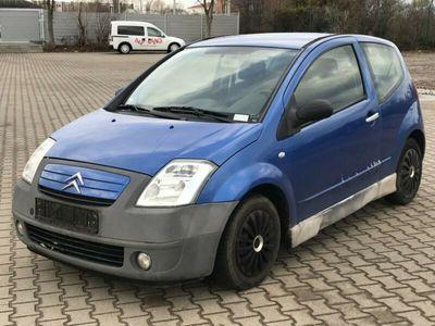 gebraucht Citroën C2 1.4i Comfort