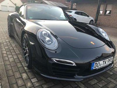 gebraucht Porsche 911 Turbo S Cabriolet Neupreis 225000