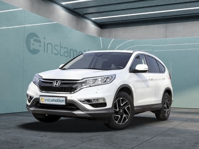 gebraucht Honda CR-V CR-VDTEC 4WD Elegance PDC KLIMA AHK