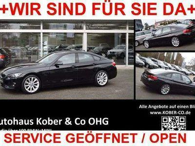 gebraucht BMW 420 Gran Coupé SportLine NAVI+HIFI+GARANTIE+PDC