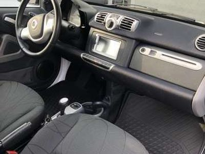 gebraucht Smart ForTwo Cabrio cdi softouch passion dpf