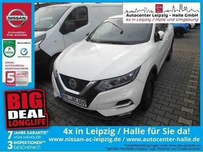 used Nissan Qashqai 1.3 DIG-T N-CONNECTA 140PS*beh.Frontsch.