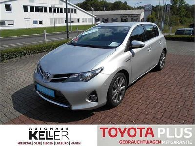 gebraucht Toyota Auris 1.8 VVT-i Hybrid Automatik START Edition 2 Jahre Garantie