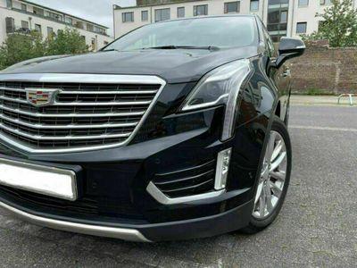 gebraucht Cadillac XT5 3.6 Platinum, Laufleistung 500km