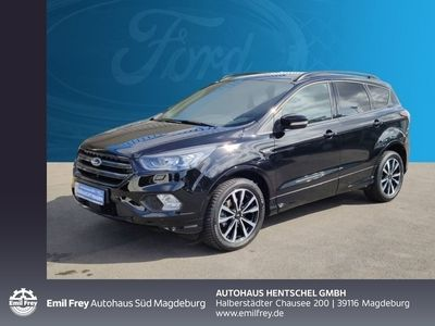 gebraucht Ford Kuga 1.5 EcoBoost 2x4 ST-Line NAVI Winterpaket