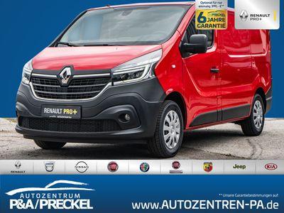 gebraucht Renault Trafic Komfort L1H1 dCi 120 3,0t/Klang&Klima/GJR