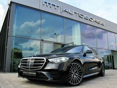 "gebraucht Mercedes S400 D 4M LANG AMG-LINE/EXKLUSIV/BURMESTER/21"""